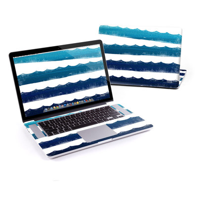 MacBook Pro Retina 15in Skin - Horizon Lines