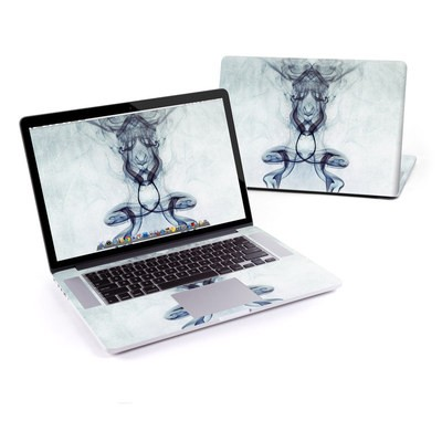 MacBook Pro Retina 15in Skin - Holy Smoke