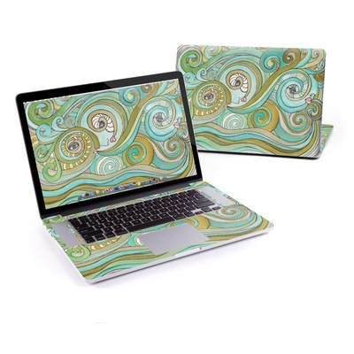 MacBook Pro Retina 15in Skin - Honeydew Ocean