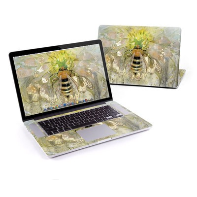 MacBook Pro Retina 15in Skin - Honey Bee