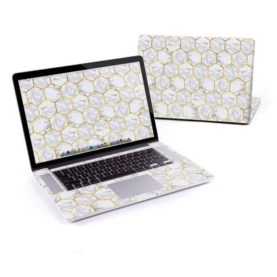 MacBook Pro Retina 15in Skin - Honey Marble