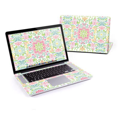 MacBook Pro Retina 15in Skin - Honeysuckle