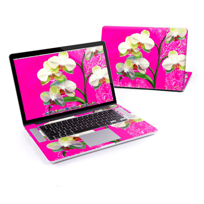 MacBook Pro Retina 15in Skin - Hot Pink Pop