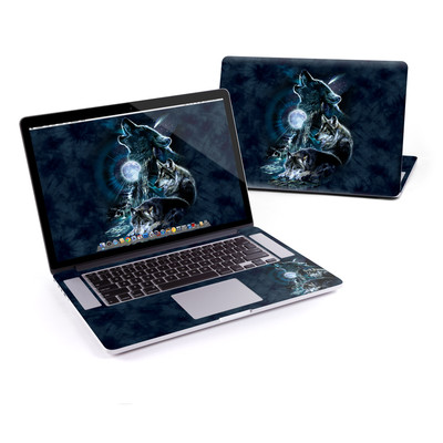 MacBook Pro Retina 15in Skin - Howling
