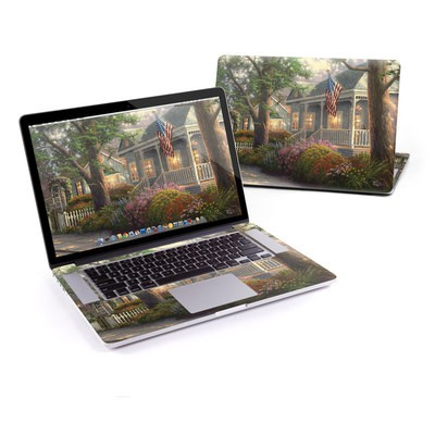 MacBook Pro Retina 15in Skin - Hometown Pride