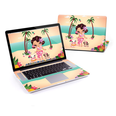 MacBook Pro Retina 15in Skin - Hula Lulu