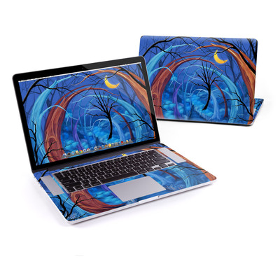 MacBook Pro Retina 15in Skin - Ichabods Forest