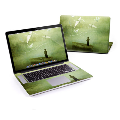MacBook Pro Retina 15in Skin - If Wishes