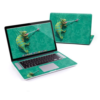 MacBook Pro Retina 15in Skin - Iguana
