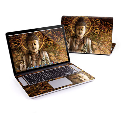MacBook Pro Retina 15in Skin - Intentional Bliss