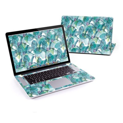 MacBook Pro Retina 15in Skin - Iris Petals