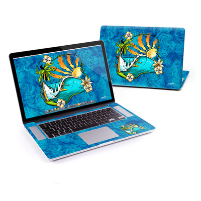 MacBook Pro Retina 15in Skin - Island Playground