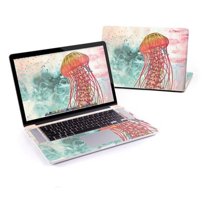 MacBook Pro Retina 15in Skin - Jellyfish