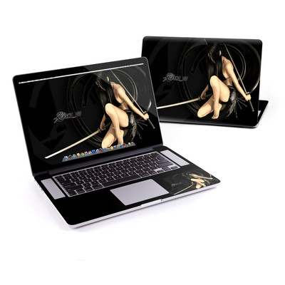 MacBook Pro Retina 15in Skin - Josei 2 Dark