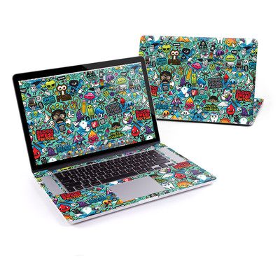 MacBook Pro Retina 15in Skin - Jewel Thief