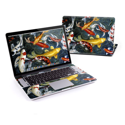MacBook Pro Retina 15in Skin - Koi's Happiness