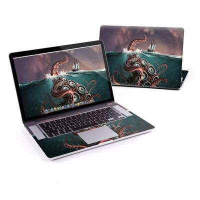 MacBook Pro Retina 15in Skin - Kraken