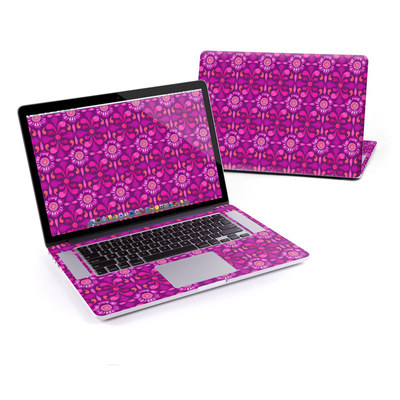 MacBook Pro Retina 15in Skin - Layla