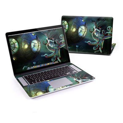 MacBook Pro Retina 15in Skin - 20000 Leagues