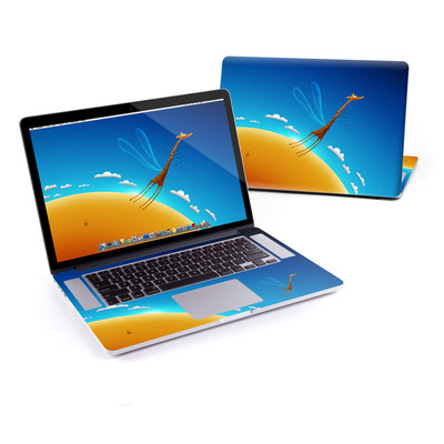 MacBook Pro Retina 15in Skin - Learn to Fly