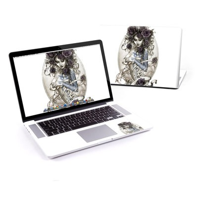 MacBook Pro Retina 15in Skin - Les Belles Dames