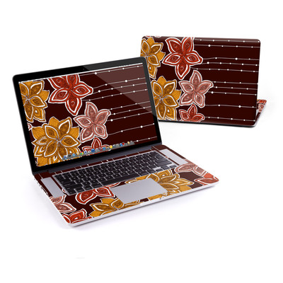 MacBook Pro Retina 15in Skin - Lila