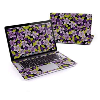 MacBook Pro Retina 15in Skin - Lilac