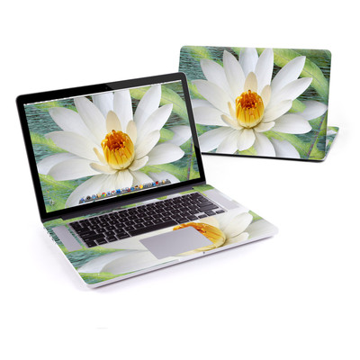 MacBook Pro Retina 15in Skin - Liquid Bloom