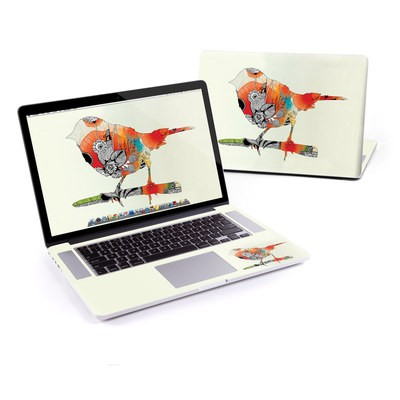 MacBook Pro Retina 15in Skin - Little Bird