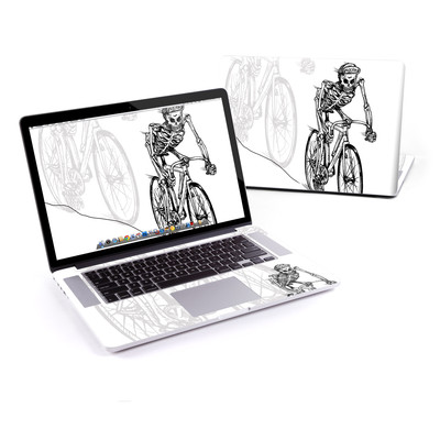 MacBook Pro Retina 15in Skin - Lone Rider