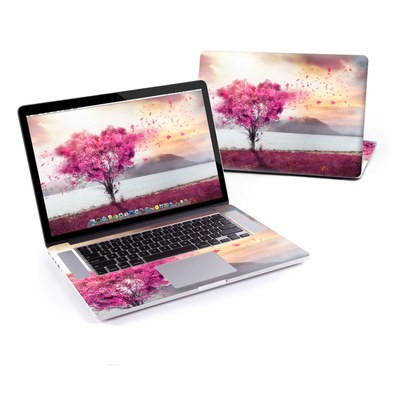 MacBook Pro Retina 15in Skin - Love Tree