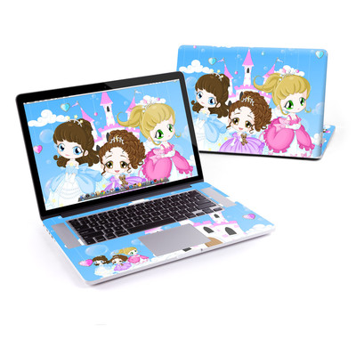 MacBook Pro Retina 15in Skin - Little Princesses