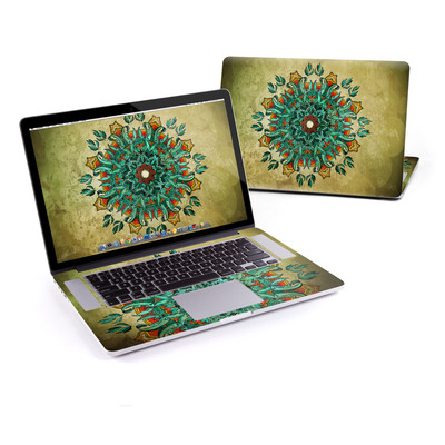MacBook Pro Retina 15in Skin - Mandela