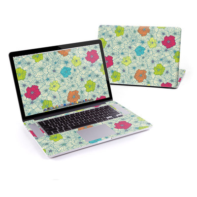 MacBook Pro Retina 15in Skin - May Flowers