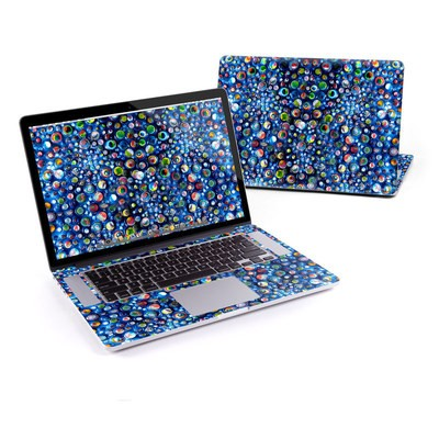 MacBook Pro Retina 15in Skin - My Blue Heaven