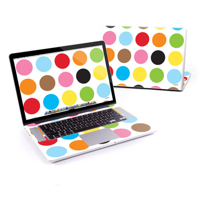MacBook Pro Retina 15in Skin - Multidot