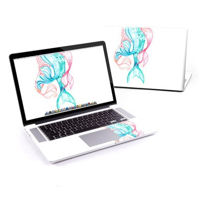 MacBook Pro Retina 15in Skin - Mermaid Tails
