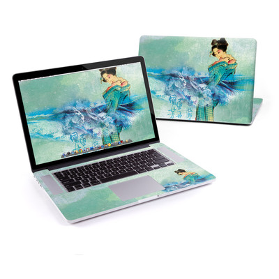 MacBook Pro Retina 15in Skin - Magic Wave