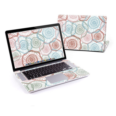 MacBook Pro Retina 15in Skin - Micro Flowers