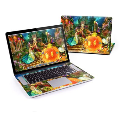 MacBook Pro Retina 15in Skin - Midnight Fairytale