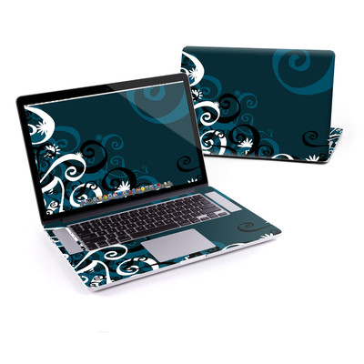 MacBook Pro Retina 15in Skin - Midnight Garden