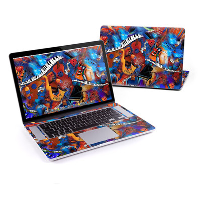 MacBook Pro Retina 15in Skin - Music Madness