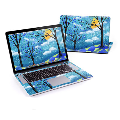 MacBook Pro Retina 15in Skin - Moon Dance Magic