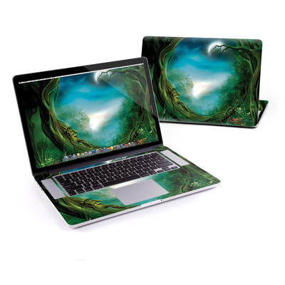 MacBook Pro Retina 15in Skin - Moon Tree