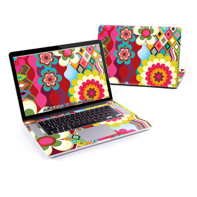 MacBook Pro Retina 15in Skin - Mosaic