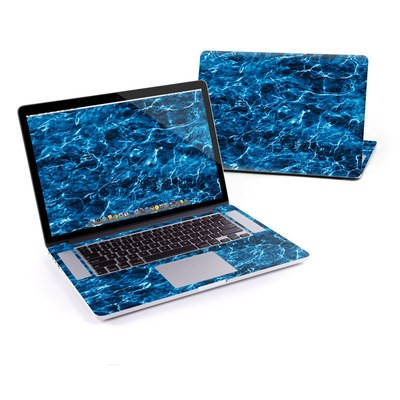 MacBook Pro Retina 15in Skin - Mossy Oak Elements Agua