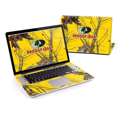 MacBook Pro Retina 15in Skin - Break-Up Lifestyles Cornstalk