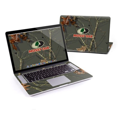 MacBook Pro Retina 15in Skin - Break-Up Lifestyles Evergreen
