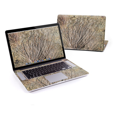 MacBook Pro Retina 15in Skin - Brush