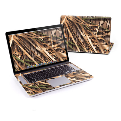 MacBook Pro Retina 15in Skin - Shadow Grass